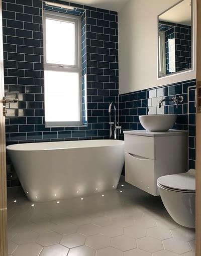 Bathroom Remodel - Builders in Sunbury-on-Thames