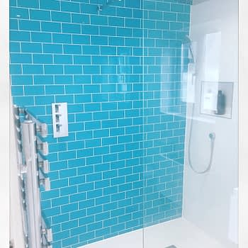 Shower Room Remodels - Builders from Sunbury-on-Thames