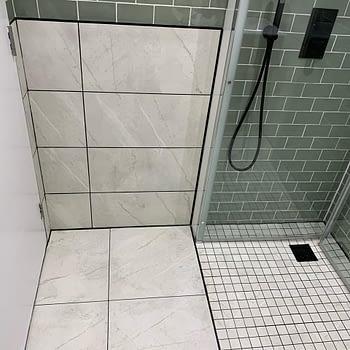 Shower Room Remodel - Builders in Sunbury-on-Thames
