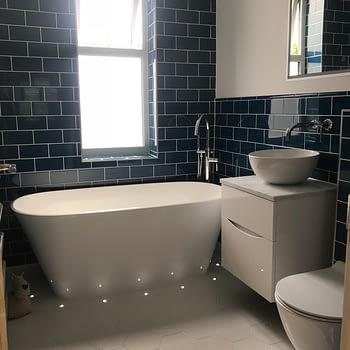 Bathroom Tiling - Builders in Sunbury-on-Thames