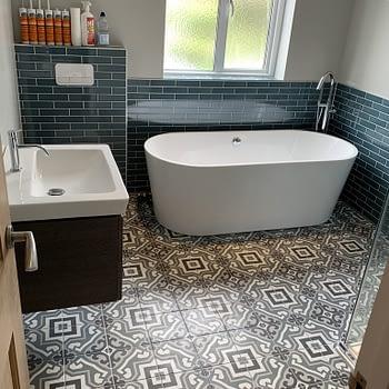Bathroom Builders - Tiling in Sunbury-on-Thames