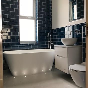Bathrooms - Builders in Sunbury-on-Thames
