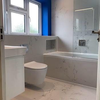 Bathrooms by Builders in Sunbury-on-Thames